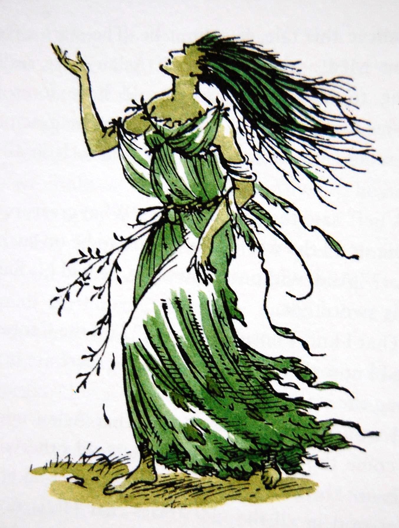 Dryad Chronicles Of Narnia Fanon Wiki Fandom Powered