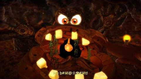 The Great Mighty Poo Conker in Project Spark