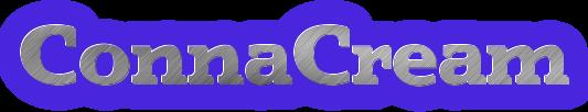 ConnaCream Logo