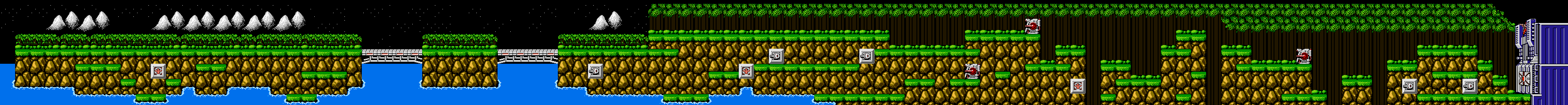 Contra-Stage1-Jungle