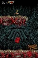 Alien mouths Contra 4 DS