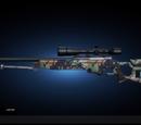 Снайперская винтовка СВ-98 / Галерея камуфляжей