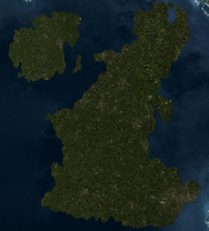 Satellite image of Isokyria