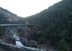 Feather River Canyon