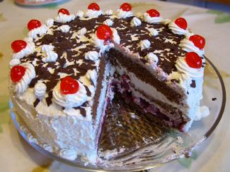 Black Forest Gâteau