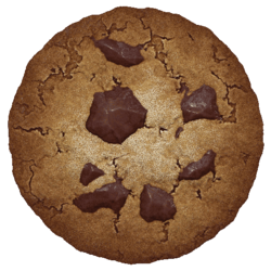 Cookie Clicker Game - Chocolate Chip Cookie
