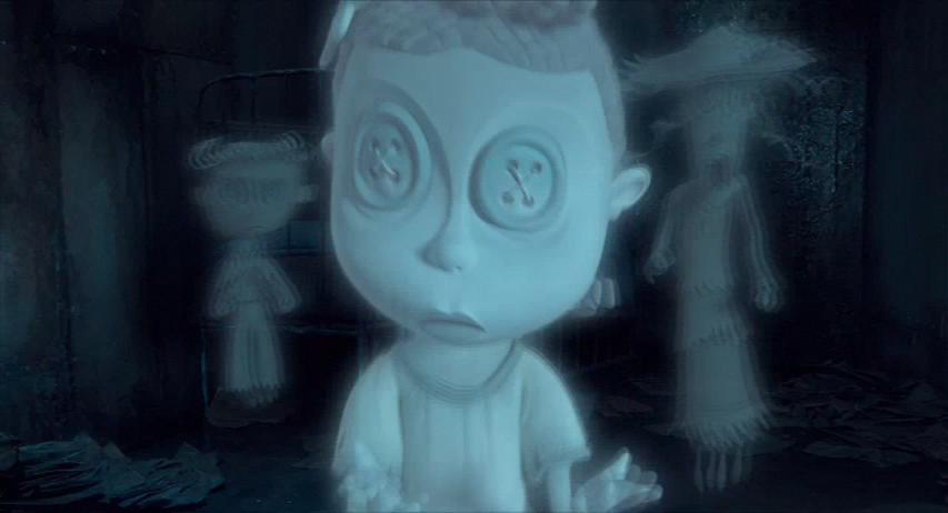 Sweet Ghost Girl Coraline Wiki Fandom Powered By Wikia