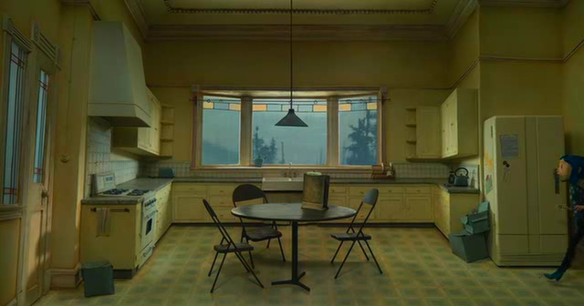 Family room with tv - Kitchen Coraline Wiki Fandom Powered By Wikia
