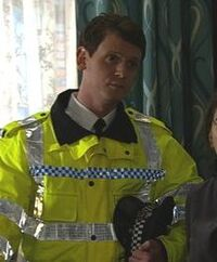Police Officer (Andrew Sheridan)