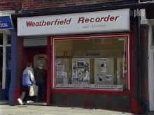 Weatherfield recorder curzon road