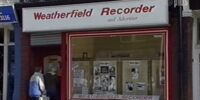 Weatherfield Recorder