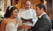 Tyrone molly wedding