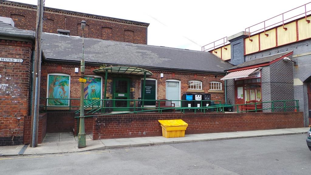 Rosamund Street Medical Centre Coronation Street Wiki