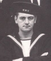 Frank Barlow young