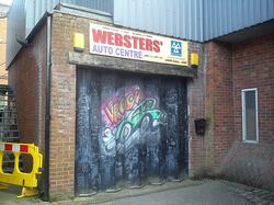 Websters autos