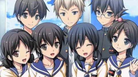 Corpse Party Blood Drive OST Translucent Days