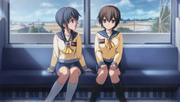 Ayumi and Naomi BD3