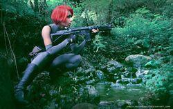 Angela Bermudez - Regina - Dino Crisis