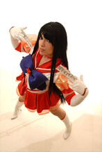 Ivycosplay - Sailor Mars