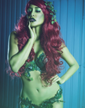 Milynn Sarley - Poison Ivy