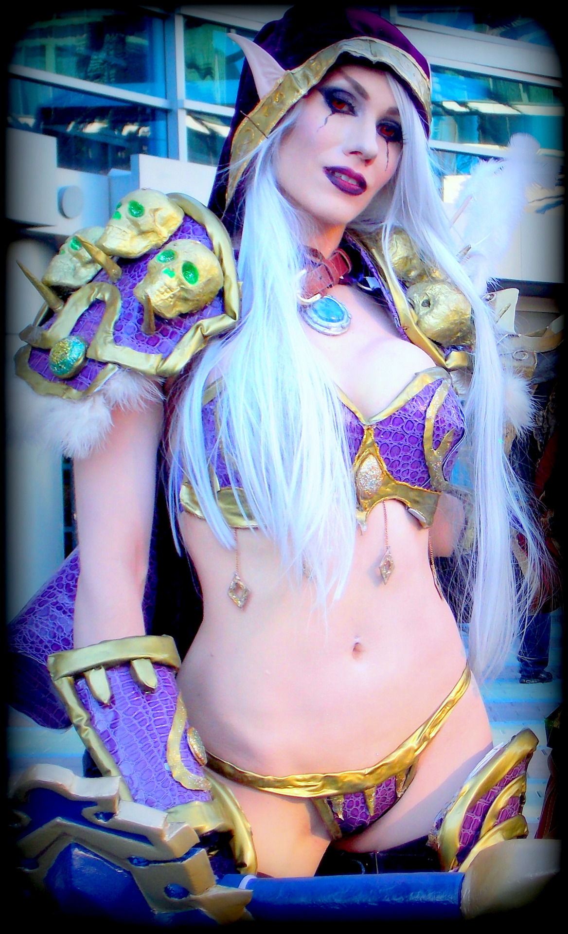 Wow sylvanas cosplay sexy images