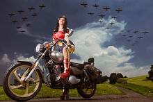 Darth-Kaoru - Wonder Woman