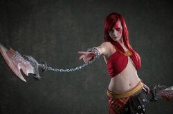 Lisa Lou Who - Kratos