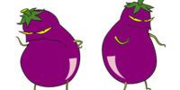 Evil Eggplants