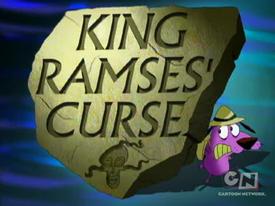 Titlecard 107a King Ramses' Curse