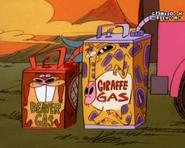 Beaver and Giraffe Gas