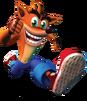 Crash bandicoot classic