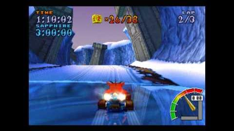 Polar Pass - Platinum Relic - Crash Team Racing - 101% Playthrough (Part 52)