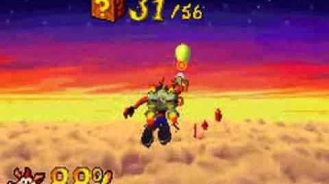 Crash Bandicoot XS 101% & All Platinums Part 21 (No-Fly Zone)