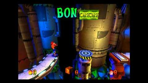 Spaced Out - Both Clear Gems - Crash Bandicoot 2 Cortex Strikes Back - 100% Playthrough (Part 32)