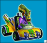Crash Nitro Kart Nitrous Oxide In-Kart