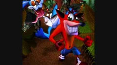 Crash Bandicoot 1 - Ripper Roo Boss Music