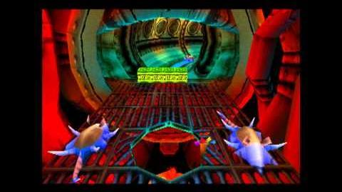 Hangin' Out - Clear Gem - Crash Bandicoot 2 Cortex Strikes Back - 100% Playthrough (Part 21)