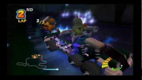 Crash Tag Team Racing - Pirates of the Carburetor