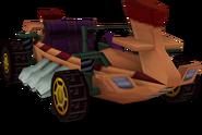 Crash Tag Team Racing Slave Driver