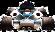 CTR Penta In-Kart (Back)