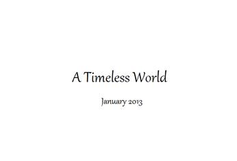 A Timeless World teaser 1