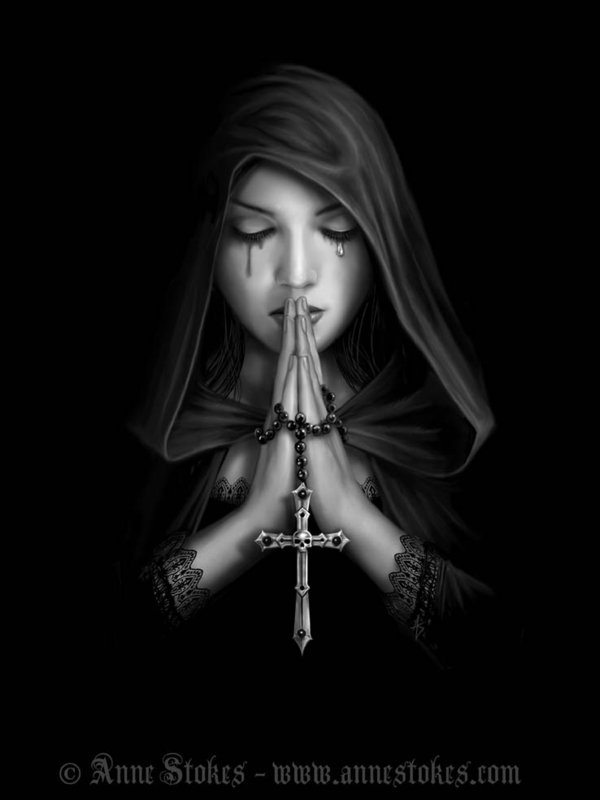 Gothic Prayer by Ironshod