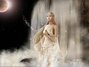 Alta, Daughter of Airmandil and Lutheniel, Goddess of Light