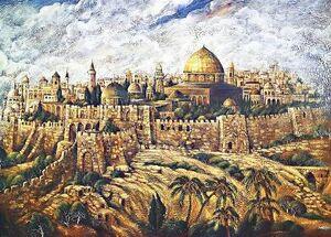 Old jerusalem 2