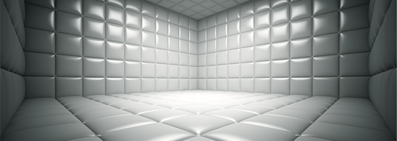 Padded Room Drawing Padded Room