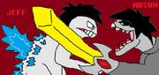 JEFF VS MASON
