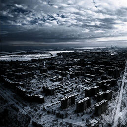 Pripyat-abandoned-city