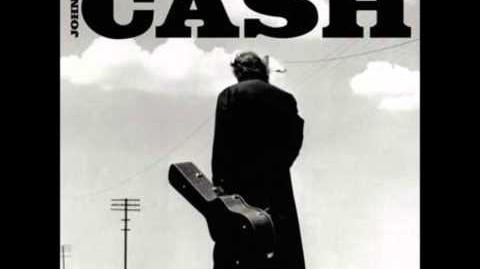 Johnny cash-delia's gone