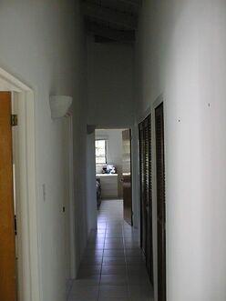 New house - hallway
