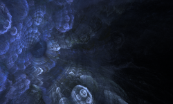 Black void fractal art by ikill animation-d4wdd3z